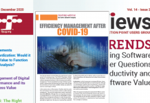Efficiency management after COVID-19